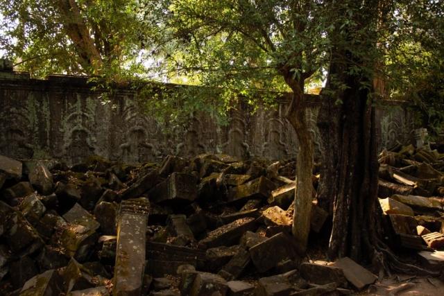 Tomb Raider Tempel Angkor