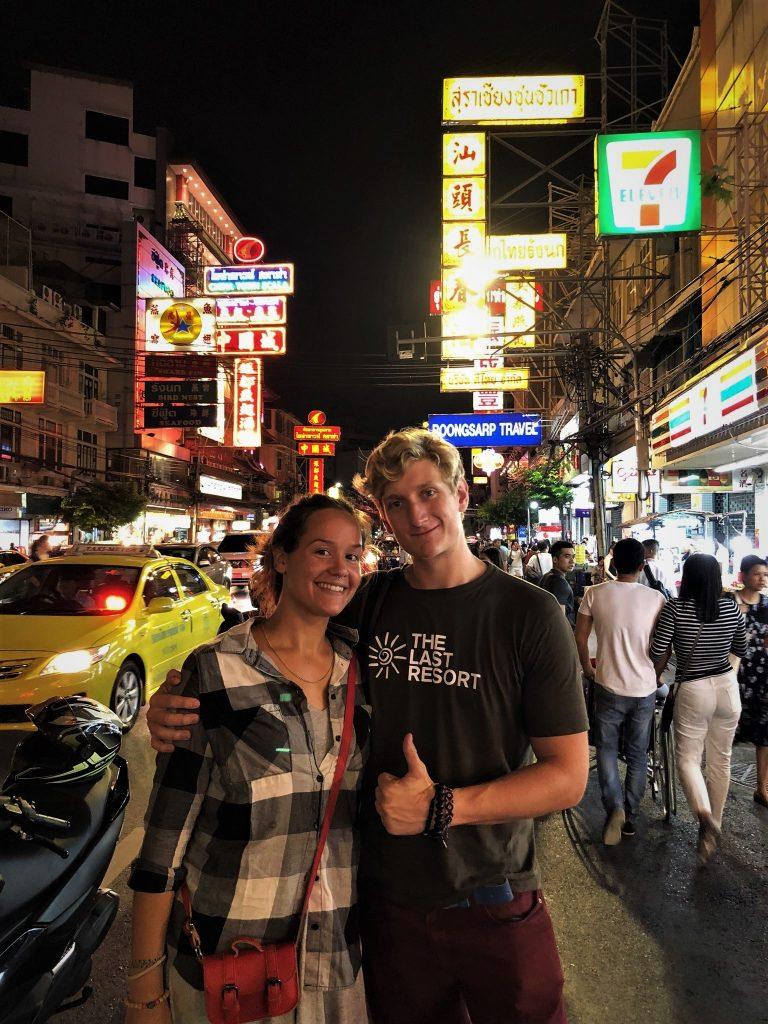 Bangkok Chinatown Food